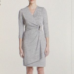 🎉HP🎉Silver Knit Dress
